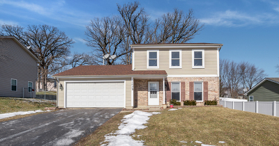Carol Stream Single Family Home New: 1275 Dogwood Lane
