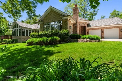 Libertyville Single Family Home For Sale: 1505 Parkview Drive
