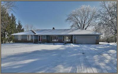 Batavia Single Family Home New: 38w127 Rosewood Lane