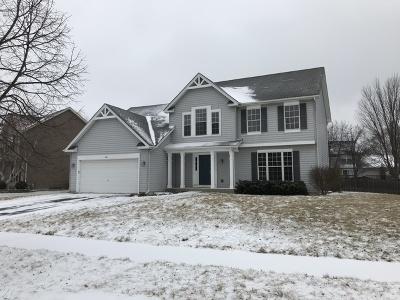 Oswego Single Family Home New: 688 Churchill Lane