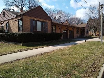 Morton Grove Multi Family Home New: 6055 Crain Street