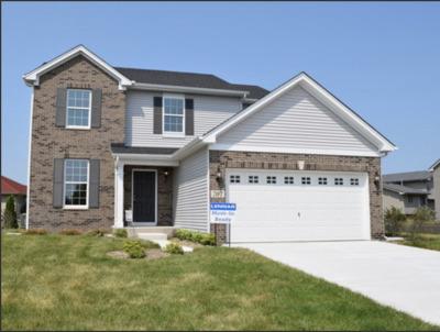 Joliet Single Family Home New: 514 Cahokia Street