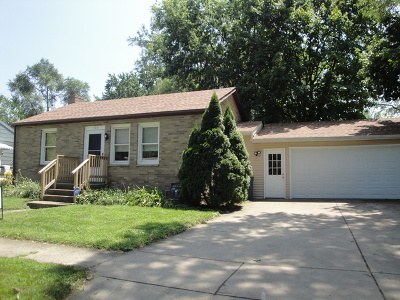 Wilmington IL Single Family Home For Sale: $144,900