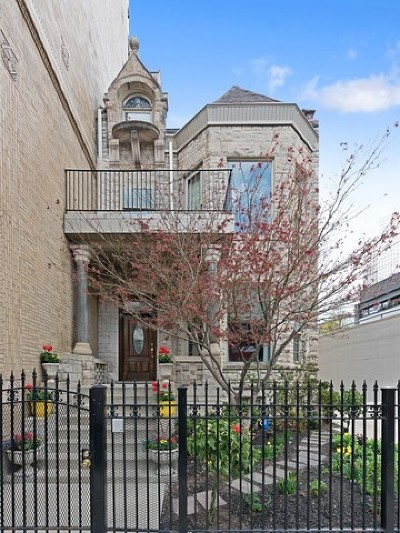 Chicago Single Family Home New: 438 West St James Place