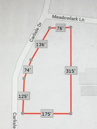 Mc Henry County Residential Lots & Land New: 3503 Meadowlark Lane