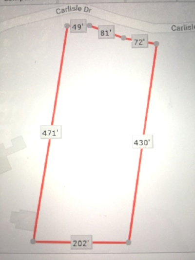 Mc Henry County Residential Lots & Land New: 3850 Carlisle Drive