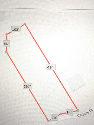Mc Henry County Residential Lots & Land New: 3905 Carlisle Drive