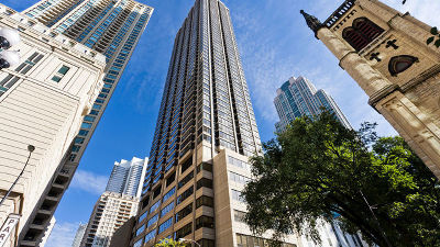 Chicago Condo/Townhouse New: 30 East Huron Street #1804