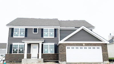 Plainfield Single Family Home New: 13518 Summergrove Drive