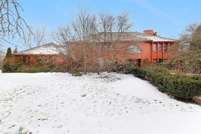 Highland Park Single Family Home For Sale: 2255 Tennyson Lane