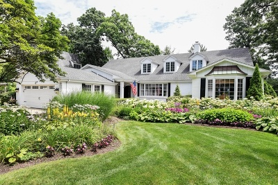 Hinsdale Single Family Home New: 723 Taft Road