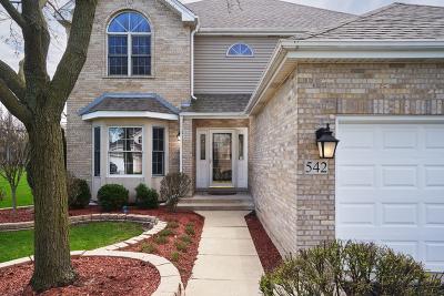 Elmhurst Single Family Home For Sale: 542 West Gladys Avenue