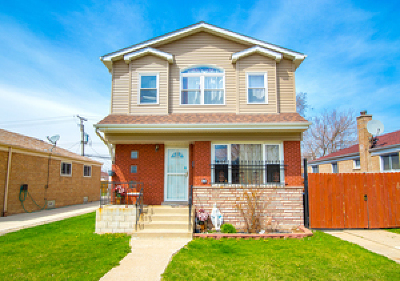 Chicago Single Family Home New: 4042 West 83rd Street