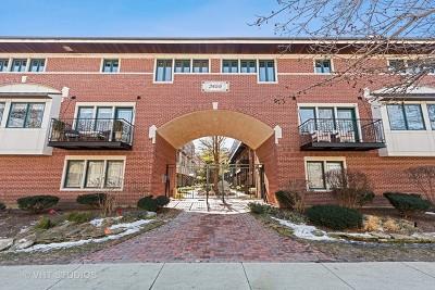 Chicago Condo/Townhouse New: 2455 West Ohio Street #2E