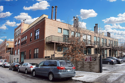 Chicago Condo/Townhouse New: 2343 North Greenview Avenue #107