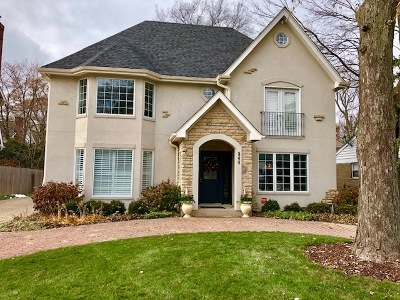 Hinsdale IL Single Family Home New: $750,000