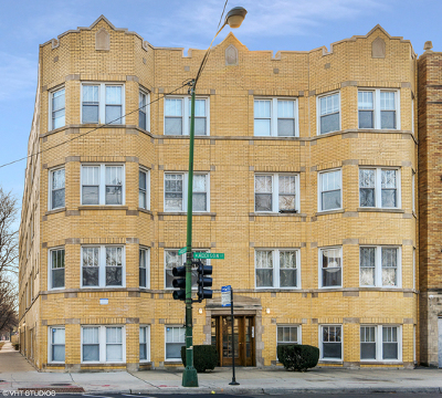 Chicago Condo/Townhouse New: 4201 West Addison Avenue #1B