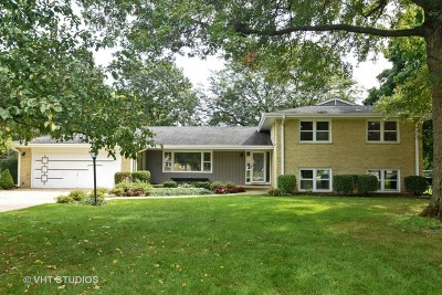Barrington Single Family Home For Sale: 115 Wedgewood Drive