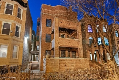 Chicago Condo/Townhouse New: 650 West Grace Street #3