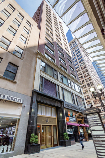 Rental New: 5 North Wabash Avenue #1603