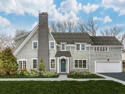 Glencoe Single Family Home For Sale: 874 Valley Road