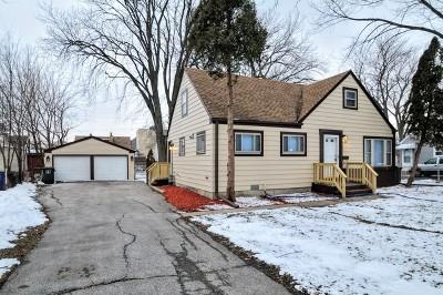 Melrose Park Single Family Home New: 816 La Porte Avenue