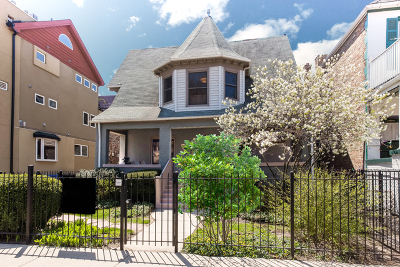 Single Family Home For Sale: 1223 West Winona Street