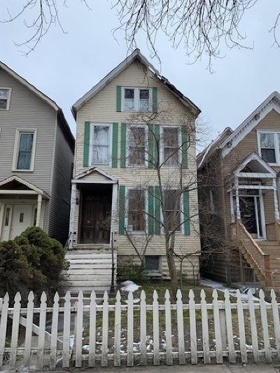 Single Family Home New: 2513 North Burling Street