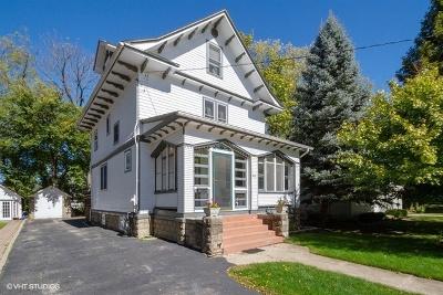 Woodstock Single Family Home New: 411 East Calhoun Street