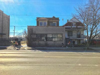 Multi Family Home For Sale: 2125 West Devon Avenue