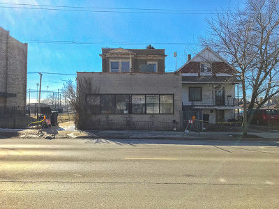 Chicago Residential Lots & Land For Sale: 2125 West Devon Avenue