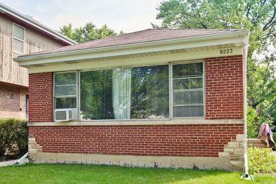 Skokie Single Family Home New: 9223 Lorel Avenue