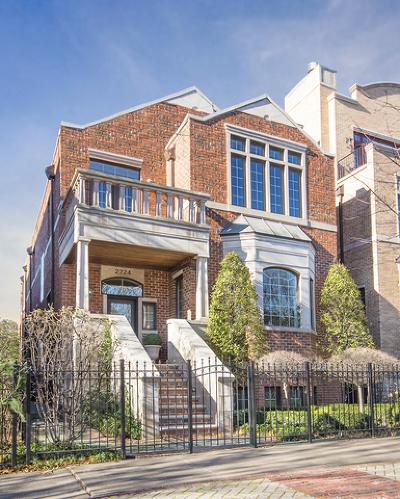 Single Family Home New: 2724 North Bosworth Avenue