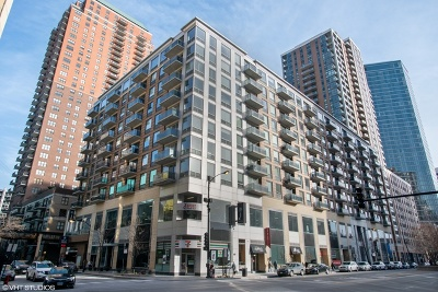 Condo/Townhouse New: 1 East 8th Street #810