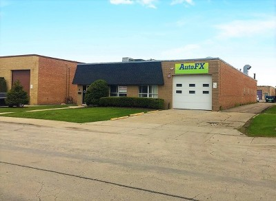 Hanover Park Commercial For Sale: 1532 Brandy Parkway