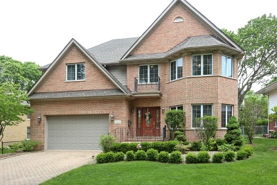 Western Springs IL Single Family Home New: $799,000