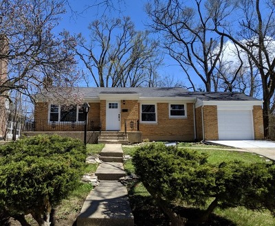 Glen Ellyn Single Family Home New: 293 May Avenue