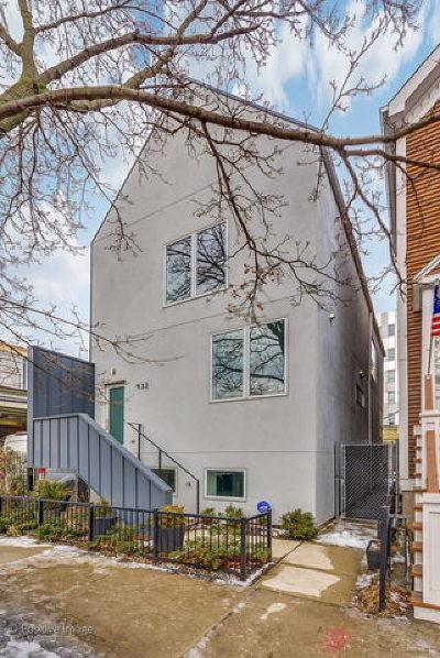Single Family Home For Sale: 932 West Fletcher Street