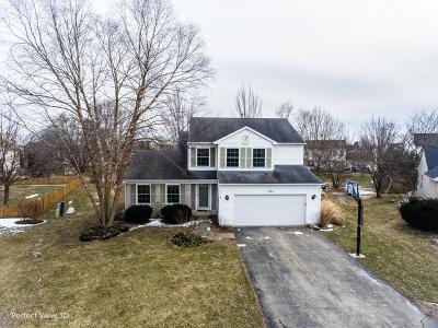 Oswego Single Family Home New: 702 Lucky Court