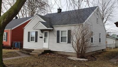 Bradley Single Family Home For Sale: 271 North Clinton Avenue