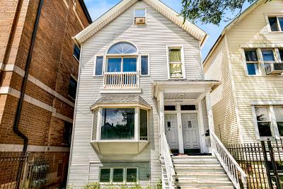 Multi Family Home Price Change: 2532 North Ashland Avenue