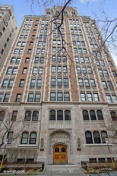 Chicago Condo/Townhouse New: 2920 North Commonwealth Avenue #5A