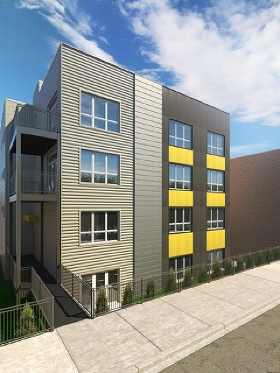 Chicago Condo/Townhouse New: 1712 West Cermak Road #2E