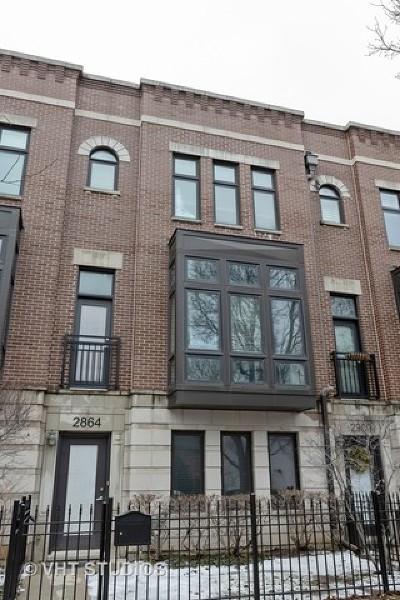 Chicago Condo/Townhouse New: 2864 North Paulina Street