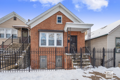 Chicago Single Family Home New: 3230 South Paulina Street