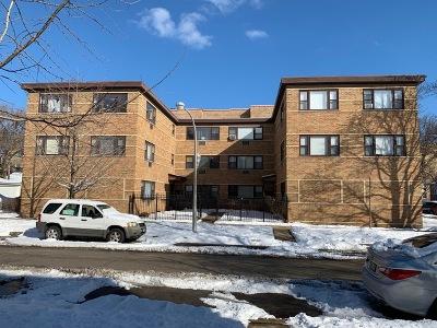 Condo/Townhouse For Sale: 6903 North Bell Avenue #2E