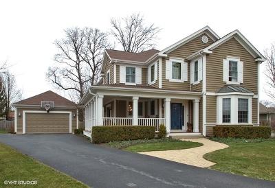 Glenview Single Family Home For Sale: 2814 Park Lane