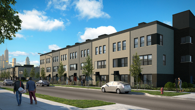 Chicago IL Condo/Townhouse New: $692,500