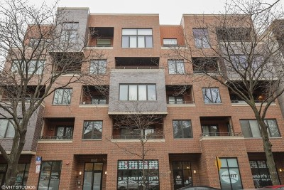 Chicago Condo/Townhouse New: 1937 West Diversey Parkway #3E