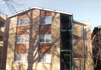 Cook County Condo/Townhouse New